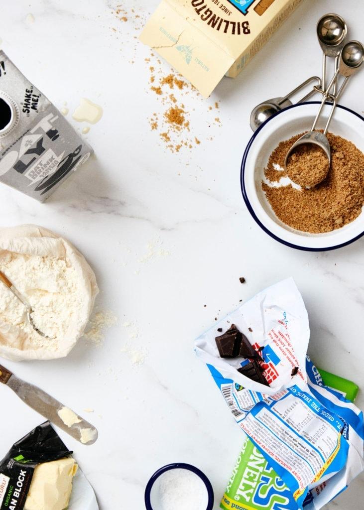 how to bake gluten free and vegan