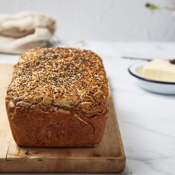 gluten-free vegan sourdough