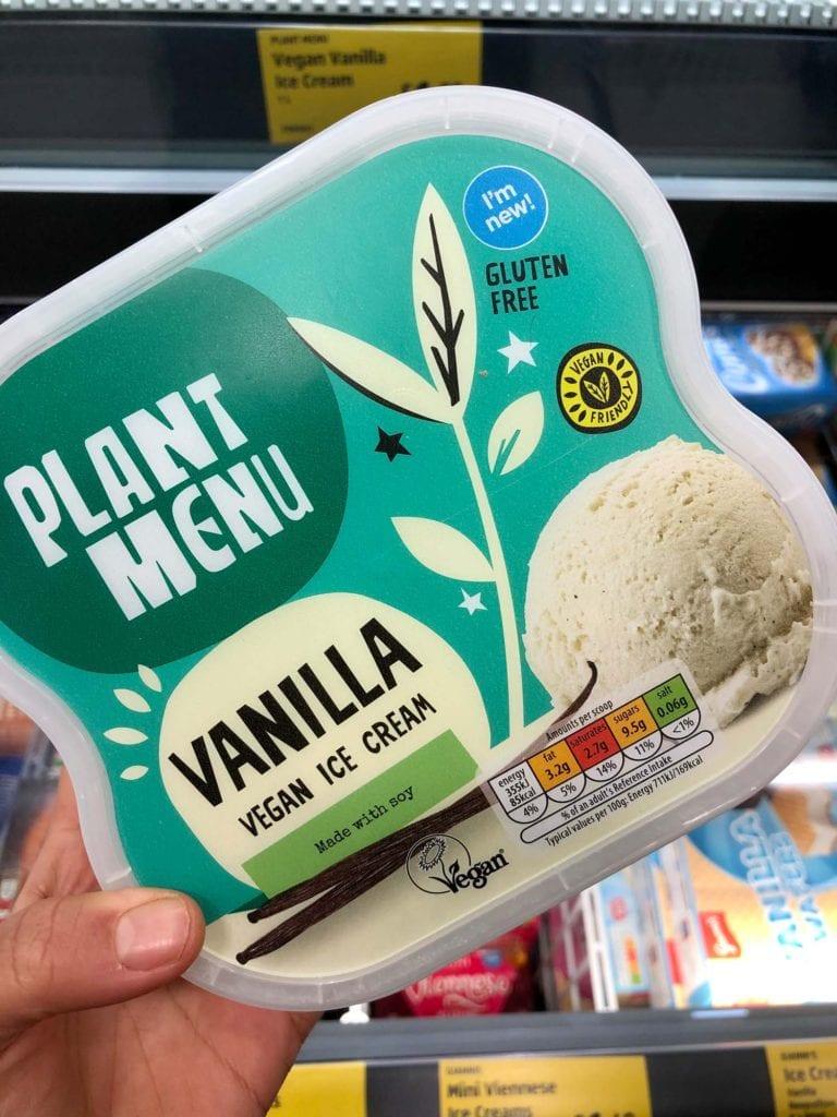 gluten-free vegan Aldi products